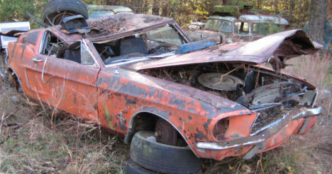 Auto Junk on Junkyards   Sell Your Junk Car Online   Locate Junk Yards In Your Area